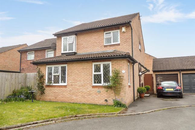 Thumbnail Detached house for sale in Henry Williamson Court, Barrs Court, Bristol