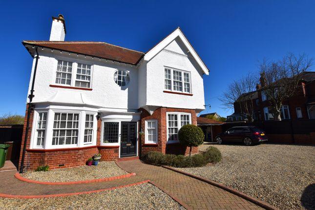 Thumbnail Detached house for sale in Raincliffe Avenue, Scarborough