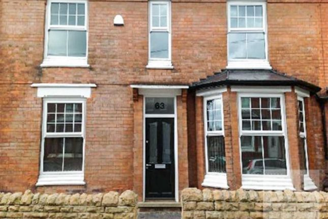 Thumbnail Semi-detached house to rent in Cottesmore Road, Nottingham
