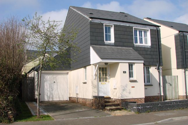 Thumbnail Detached house to rent in College Green, Bodmin