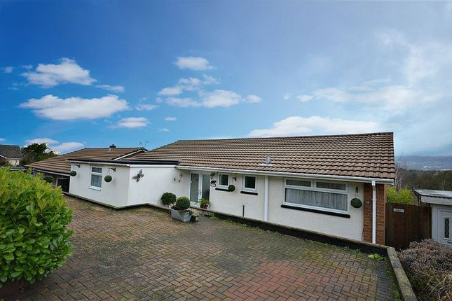 3 bed detached bungalow for sale in Crown Rise, Llanfrechfa, Cwmbran
