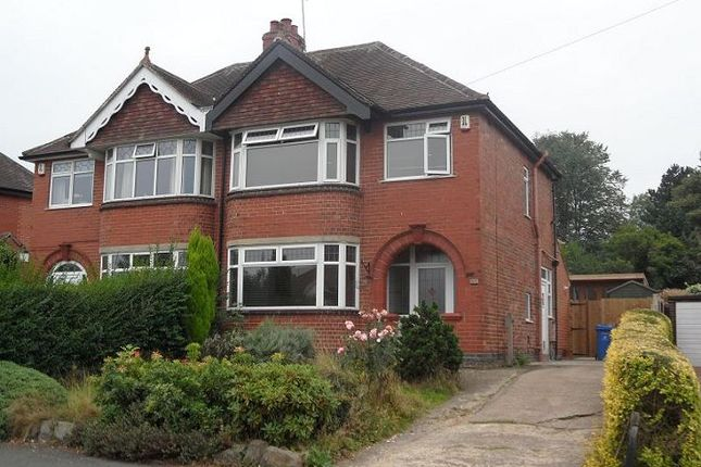 Thumbnail Semi-detached house to rent in Elms Avenue, Littleover