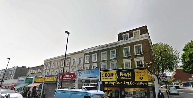 Thumbnail Flat for sale in Caledonian Road, Islington
