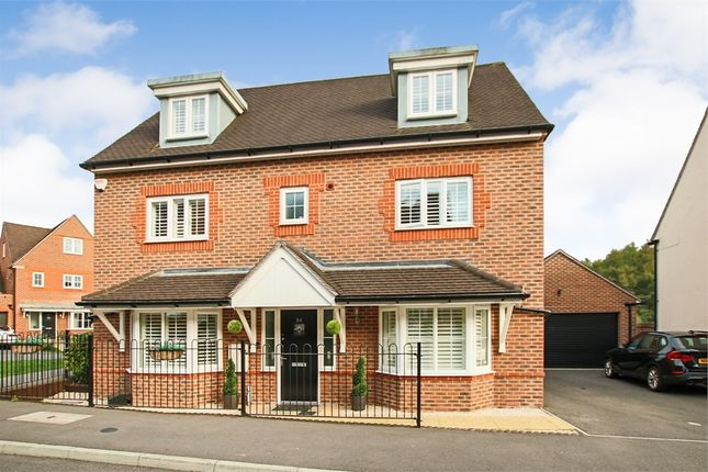 Detached house for sale in Greenhurst Drive, East Grinstead, West Sussex