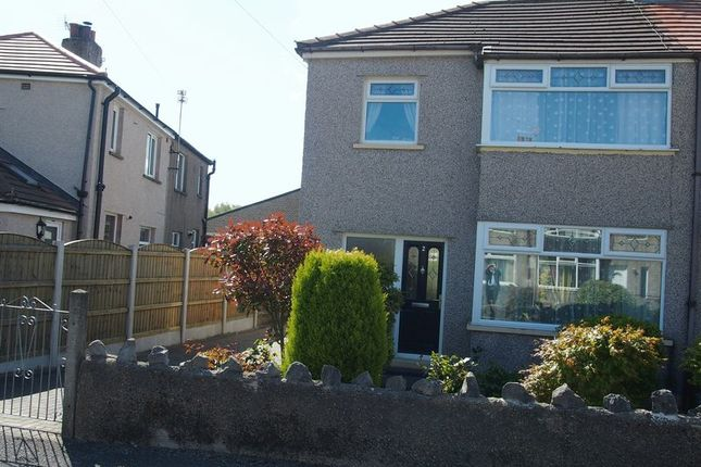 Thumbnail Semi-detached house for sale in Birklands Avenue, Morecambe