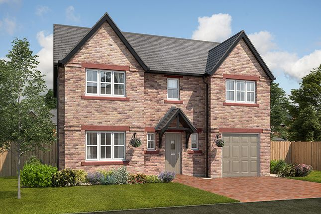 "Thumbnail Detached house for sale in ""Balmoral"" at School Road, Cumwhinton, Carlisle"