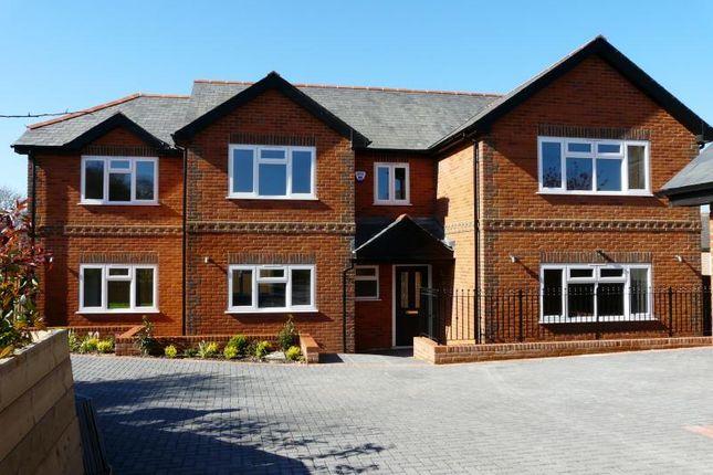 Thumbnail Detached house for sale in Upper Eddington, Hungerford