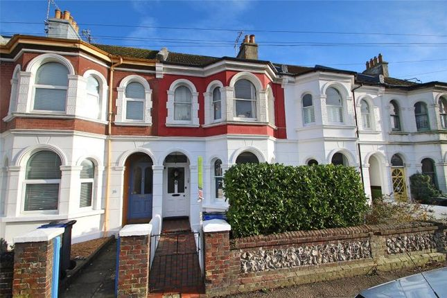 Thumbnail Flat for sale in Eastcourt Road, Broadwater, West Sussex