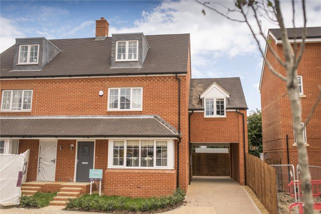 Thumbnail End terrace house for sale in Trinity Mews, Springbank Road, Lane End, Buckinghamshire