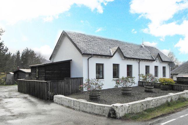 Thumbnail Semi-detached bungalow for sale in Stronaba, Spean Bridge