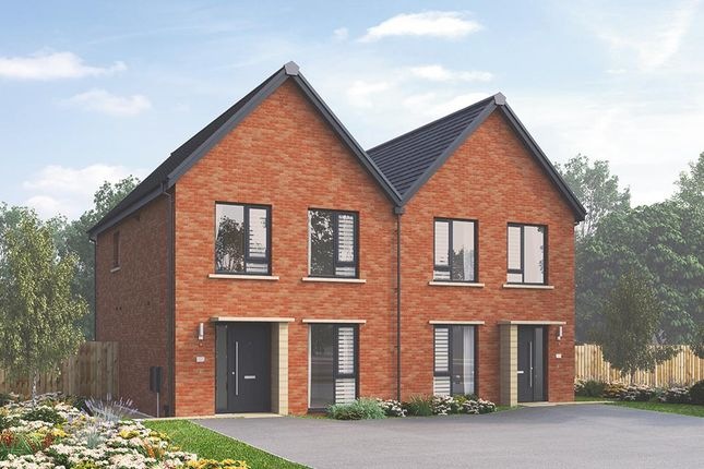"""Semi-detached house for sale in """"The Kilmington"""" at Stopes Road, Stannington, Sheffield"""