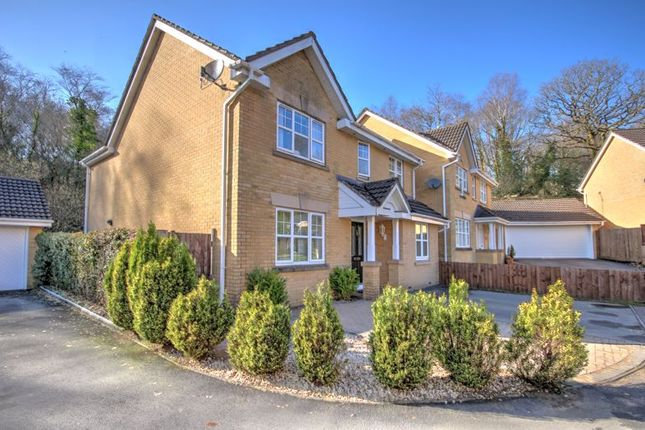 Thumbnail Detached house for sale in Coed Gelli Parc, Cwmgelli, Blackwood