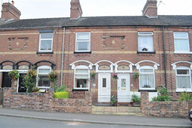 Thumbnail Terraced house to rent in Old Road, Stone