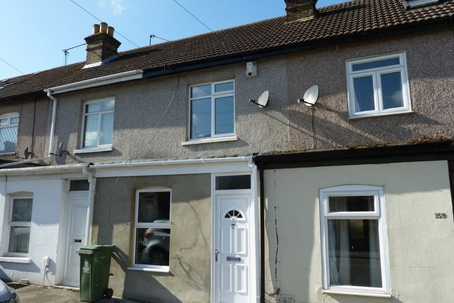 Thumbnail Terraced house to rent in Birkbeck Road, Sidcup