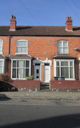 Thumbnail Terraced house to rent in Headingley Road, Handsworth