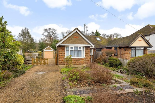 2 bed semi-detached bungalow for sale in Pinewood Avenue, New Haw, Addlestone KT15
