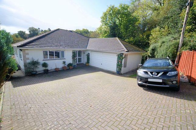 Thumbnail Detached bungalow for sale in Bolt House Close, Tavistock