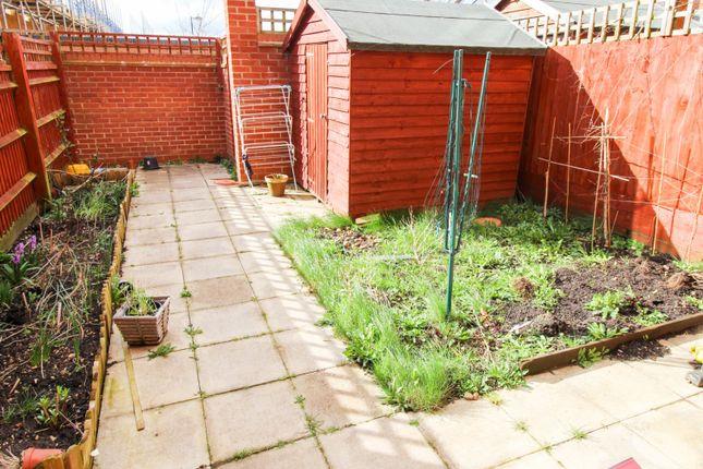 Rear Garden of High Street, Upton, Northampton NN5