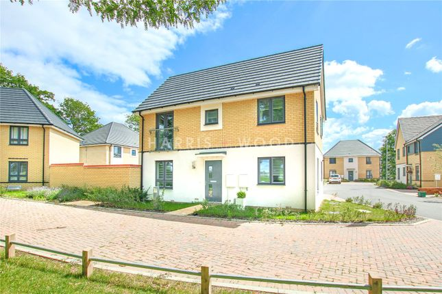 Thumbnail Detached house for sale in Charles Bree Way, Stanway, Colchester