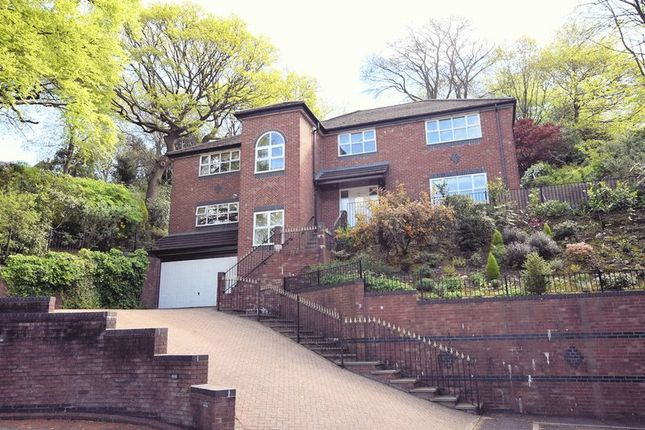 Thumbnail Detached house for sale in Holly Dene Drive, Lostock, Bolton