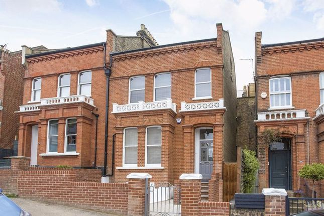 Thumbnail Semi-detached house for sale in Womersley Road, London