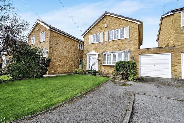 Thumbnail Detached house for sale in Ashdyke Close, Darton, Barnsley