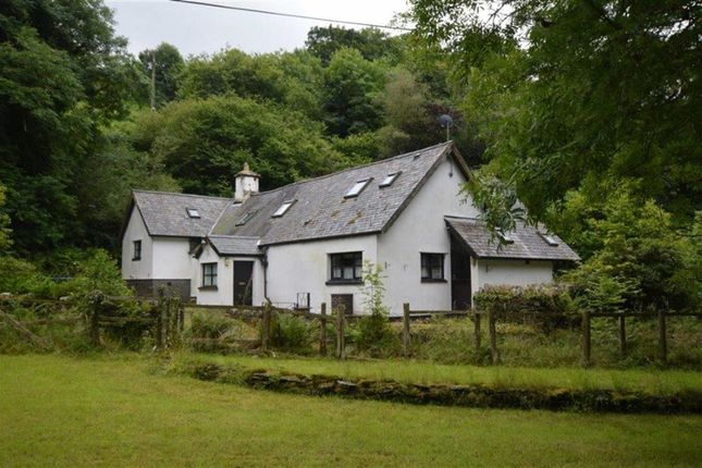 Thumbnail Detached house for sale in Tyn Y Cwm, Artists Valley, Furnace, Machynlleth