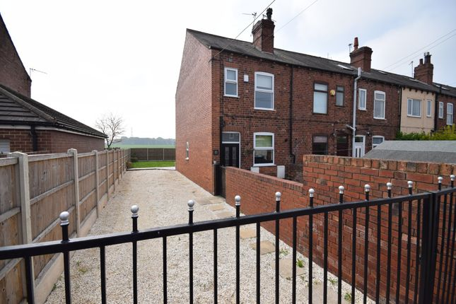 Thumbnail 2 bed end terrace house for sale in Moorview, Methley, Leeds