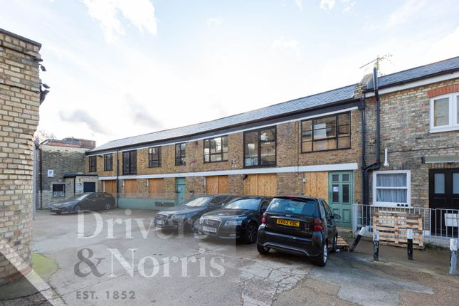 Thumbnail Light industrial for sale in Athelstane Mews, London