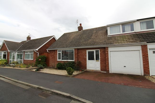 Thumbnail Bungalow for sale in Norwich Place, Bispham