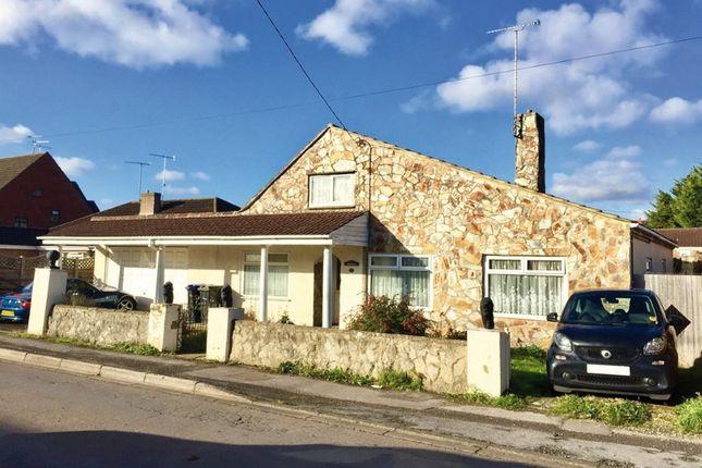 Thumbnail Detached bungalow for sale in Poores Road, Durrington, Salisbury, Wiltshire