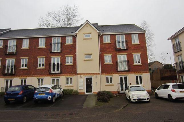 Thumbnail Flat to rent in Pipkin Close, Pontprennau, Cardiff