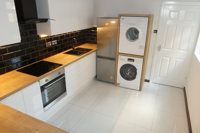 Thumbnail Terraced house for sale in Upper West Grove, Manchester