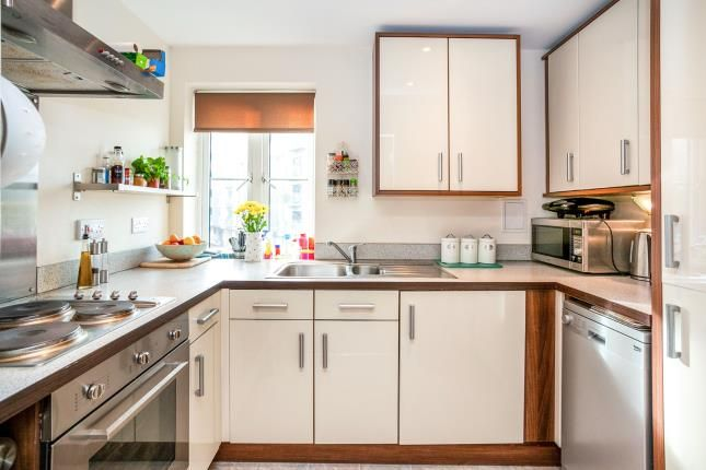 Kitchen of Waterway House, Medway Wharf Road, Tonbridge TN9