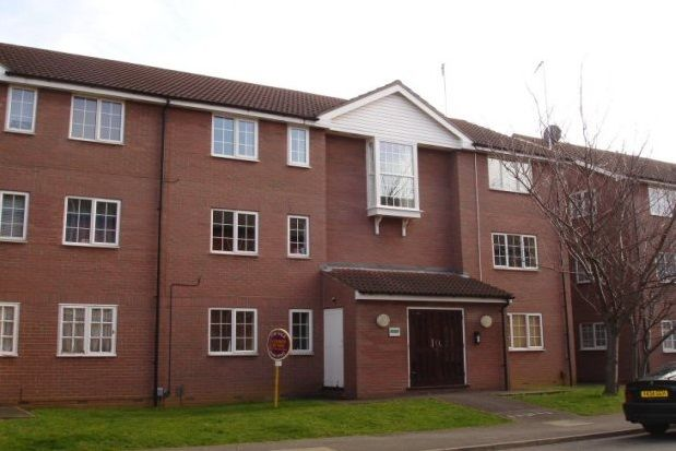 Thumbnail Flat to rent in Countess Road, Northampton