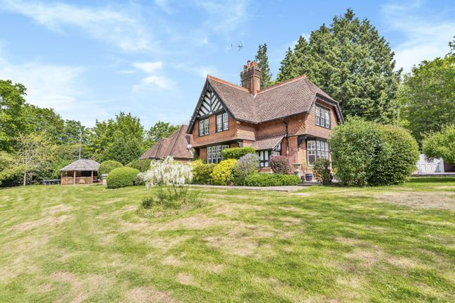 Thumbnail Detached house for sale in Coles Lane, Ockley