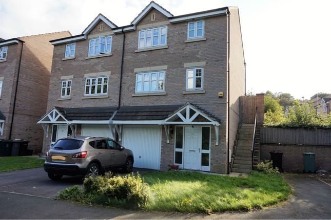 Thumbnail Semi-detached house to rent in Crag View, Bradford