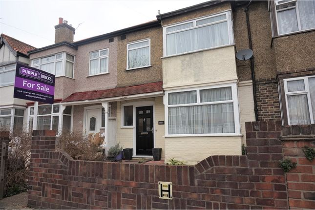 Thumbnail Terraced house for sale in Manor Way, Mitcham