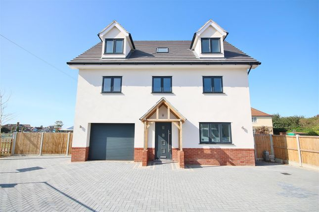 Thumbnail Detached house for sale in Hall Lane, Walton On The Naze