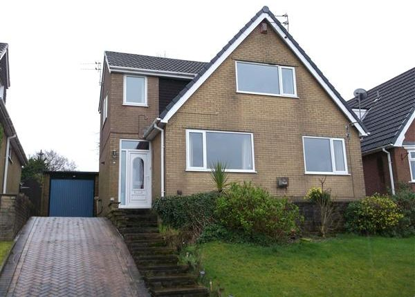 Thumbnail Detached house to rent in Alderbank, Horwich, Bolton