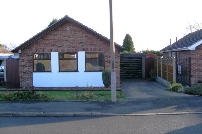 Thumbnail Bungalow to rent in Brynsmoor Road, Brinsley