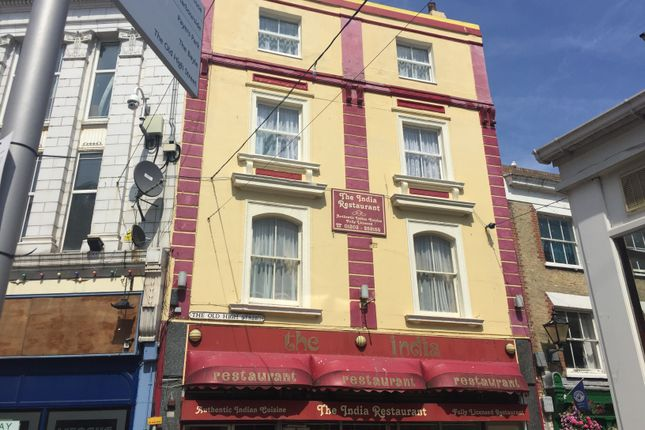 Thumbnail Maisonette for sale in The Old High Street, Folkestone