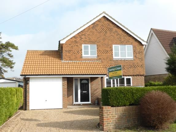 Thumbnail Detached house for sale in St. Nicholas Road, Littlestone, New Romney