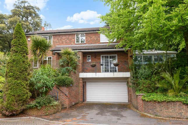 Thumbnail Detached house for sale in Glenmount Drive, Parkstone, Poole