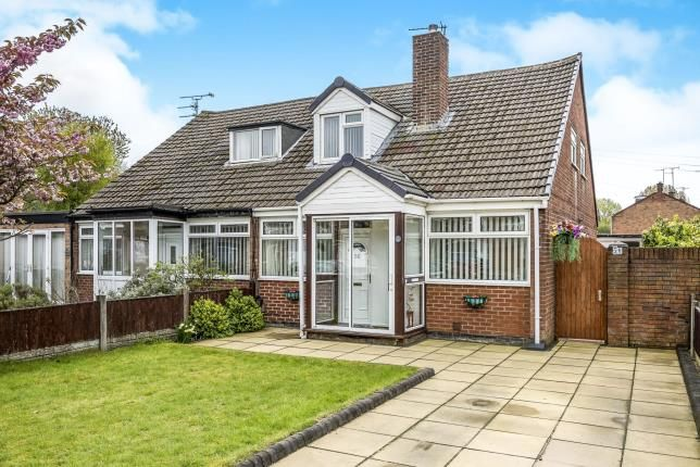 Thumbnail Semi-detached house for sale in Deyes Lane, Liverpool, Merseyside, Uk