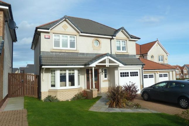 Thumbnail Detached house to rent in Lochinch Grove, Cove