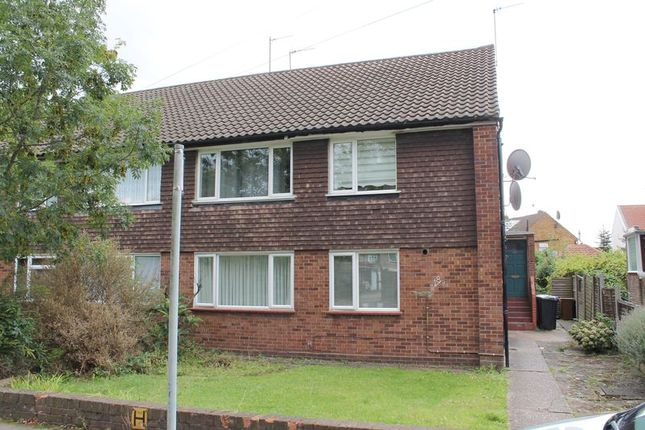 Thumbnail Maisonette for sale in Westfield Close, Enfield