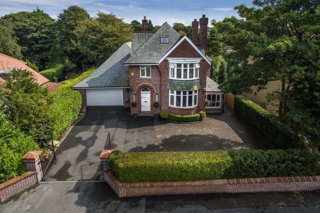 Thumbnail Detached house for sale in 10 Prospect Drive, Hest Bank, Lancaster, Lancashire