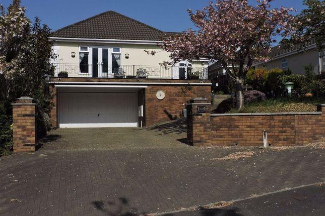 Thumbnail Detached bungalow for sale in Kings Road, Llandybie, Ammanford