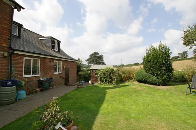 Thumbnail End terrace house for sale in Church Terrace, Church Lane, Robertsbridge, East Sussex